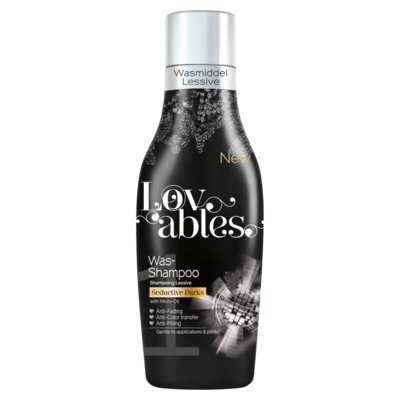 Lovables Wasmiddel seductive black 17 scoops