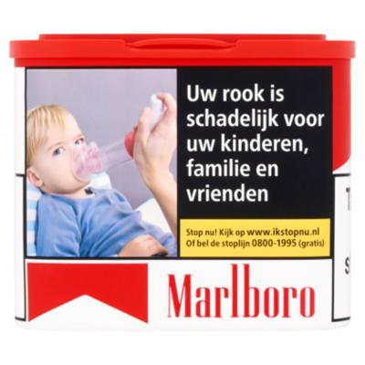 Marlboro Red premium tobacco