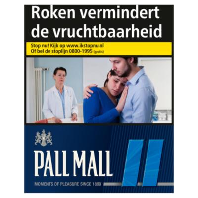 Pall Mall Sigaretten blue box