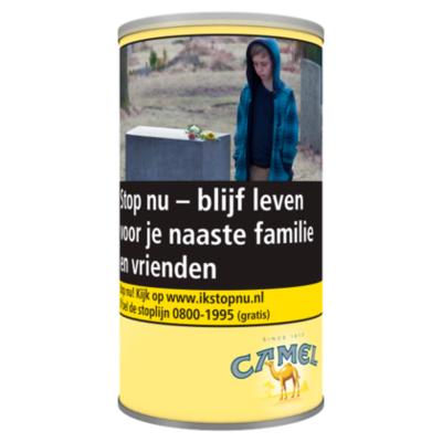 Camel Myo yellow Inhoudswijziging 70 gr