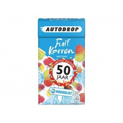 Autodrop Fuifkarren mix 50 jaar
