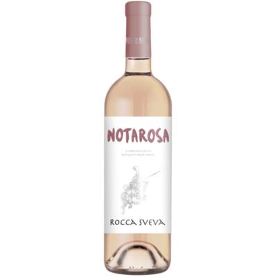 Rocca Sveva Rosato Notarosa 2017 75CL