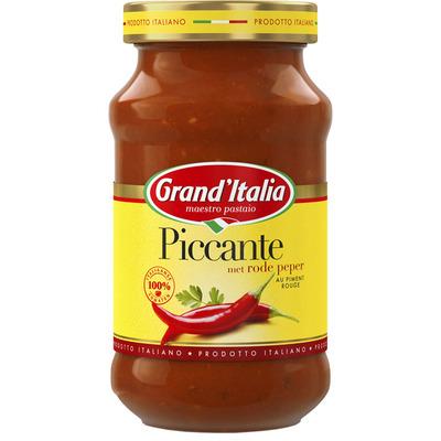 Grand'Italia Piccante met rode peper