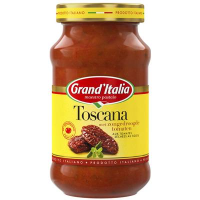 Grand'Italia Toscana met zongedroogde tomaten