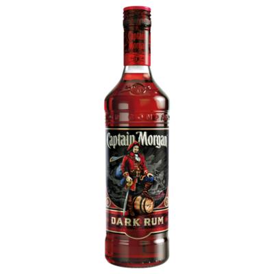 Captain Morgan The Original Black Jamaica Rum