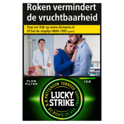 Lucky Strike Sigaretten click&roll fresh