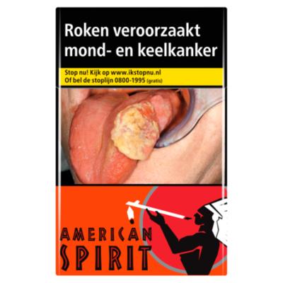 American Spirit Oranje