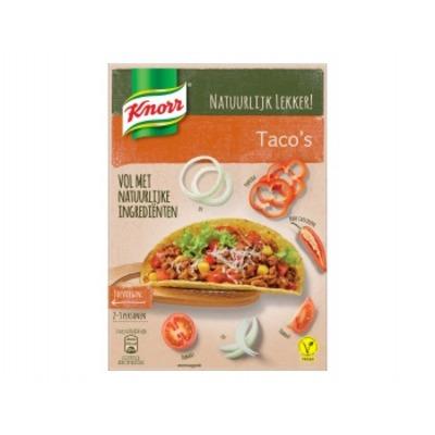 Knorr Natuurlijk wereldgerechten Taco's