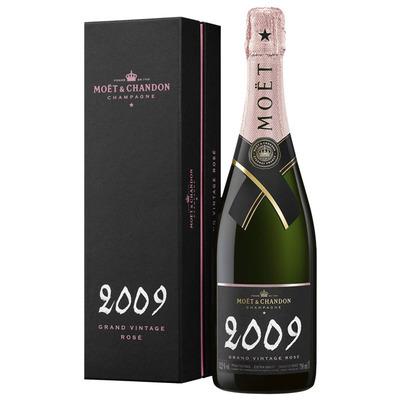 Moët & Chandon Grand vintage brut rosé