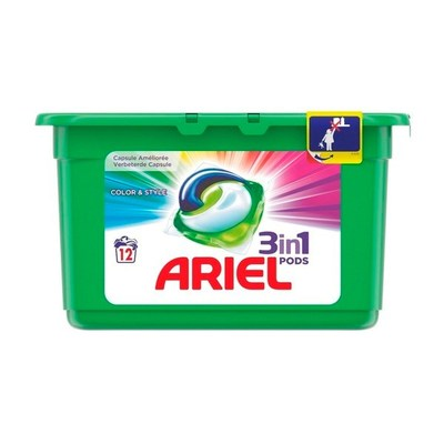 Ariel Color & Style 3-in-1 Pods