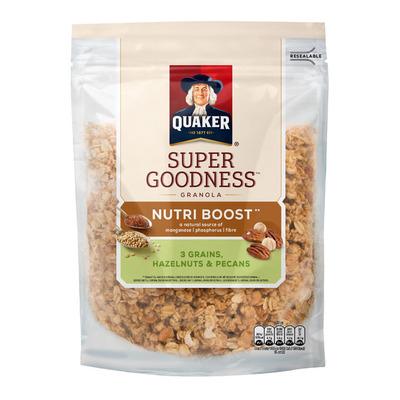 Quaker Super goodness nuts