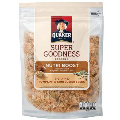 Quaker Super goodness seeds