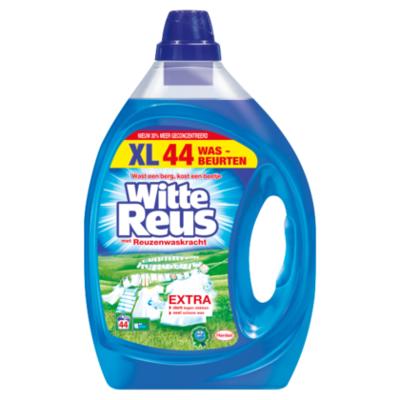 Witte Reus Wasmiddel vloeibaar gel wit