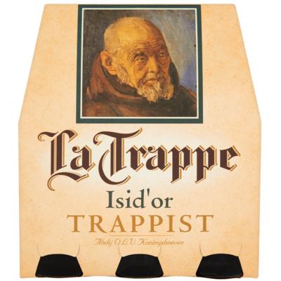 La Trappe Bierfles Isd'or 6 pack