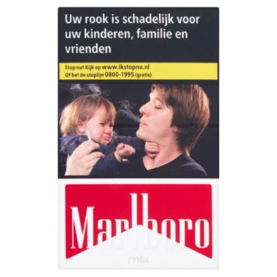 Marlboro Sigaretten MX4 flavor