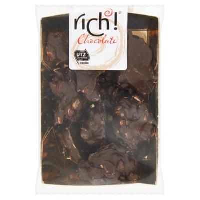 Rich! Chocolate Pindarotsjes Puur 175 g