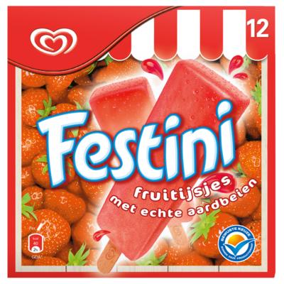 Ola Festini aardbei 12 stuks
