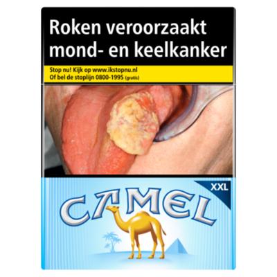 Camel Sigaretten blue box XXL