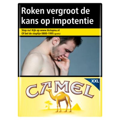 Camel Sigaretten filter XXL