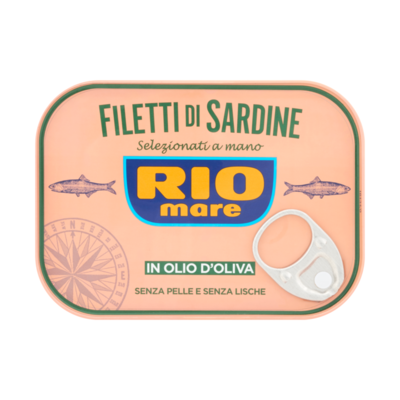 Rio Mare Sardinefilets in Olijfolie