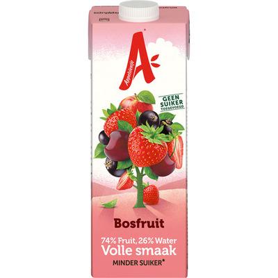 Appelsientje Bosfruit minder fruitsuiker