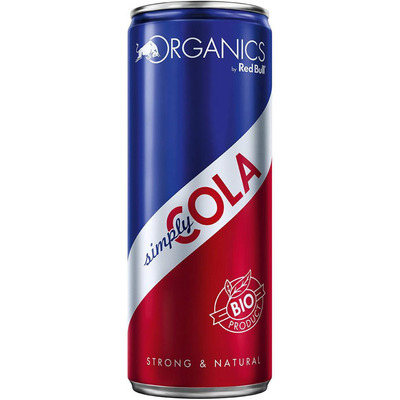 Red Bull Organic cola