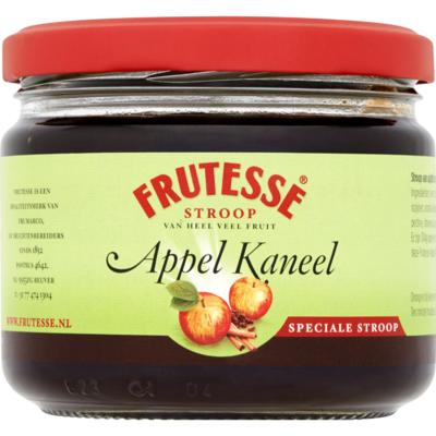 Frutesse Stroop appel-kaneel