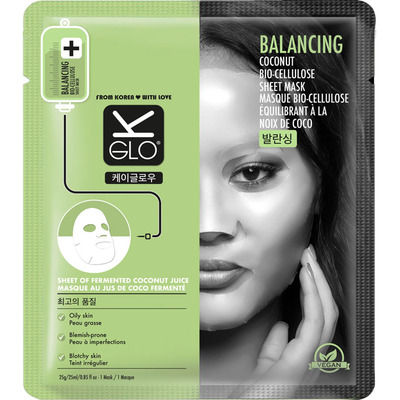 K-Glo Balancing coconut sheet mask