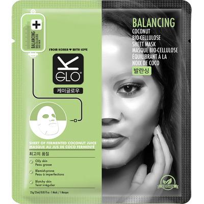 K-Glo Balancing coconut sheet mask