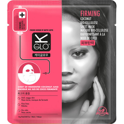 K-Glo Firming coconut sheet mask