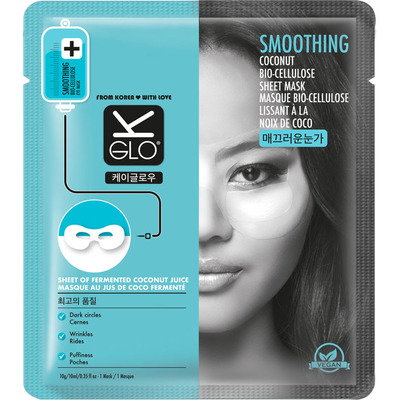 K-Glo Smoothening coconut eye mask