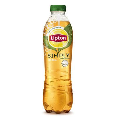 Lipton Ice tea simply plain honey