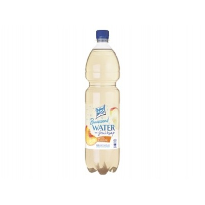 Dubbelfrisss Water met smaak appel perzik