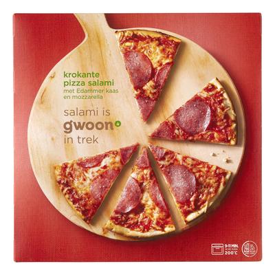 G'woon Pizza Salami