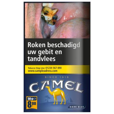 Camel Dark blue