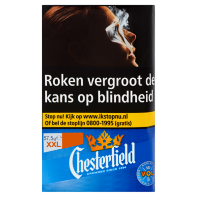Chesterfield Volume tobacco