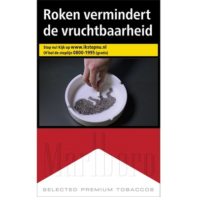 Marlboro sigaretten red 20 stuks