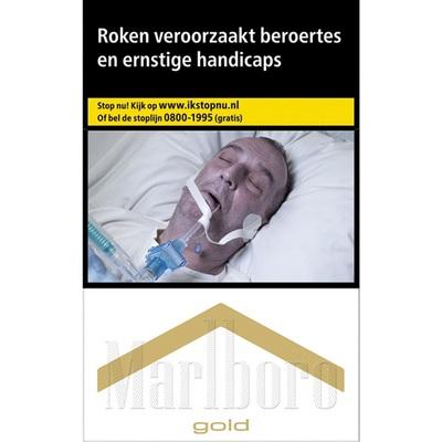 Marlboro sigaretten gold 20 stuks