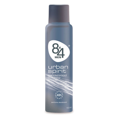 8x4 Urban spirit spray (for men)