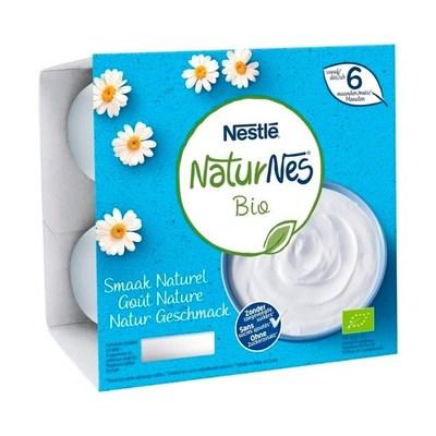 Nestlé NaturNes Bio Naturel Yoghurt