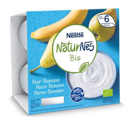 Nestlé Naturnes peer bio 6 mnd