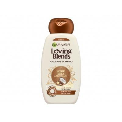 Garnier Loving Blends Shampoo kokosmelk en macadamia