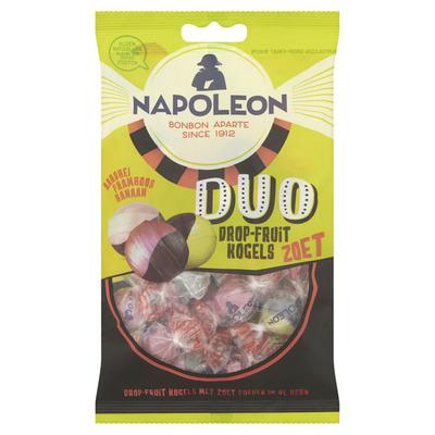Napoleon Duo drop fruit zoet