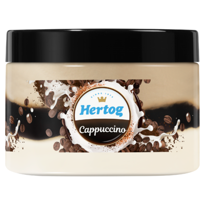 Hertog IJs Cappuccino 130 ml