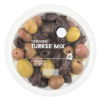 Huismerk Turkse mix