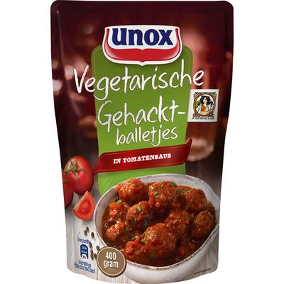 Unox Vegaballen in tomatensaus