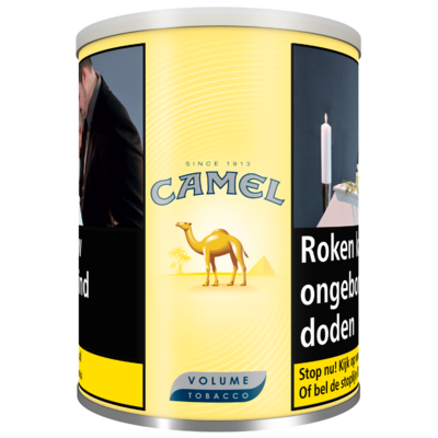 Camel Yellow vol