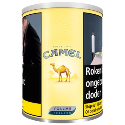 Camel Yellow vol tob