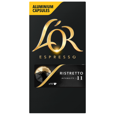 L'Or Espresso cups ristretto