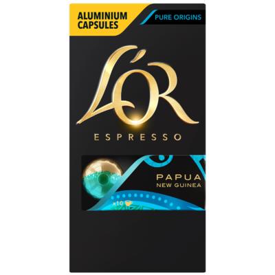 L'Or Espresso single origin papua
